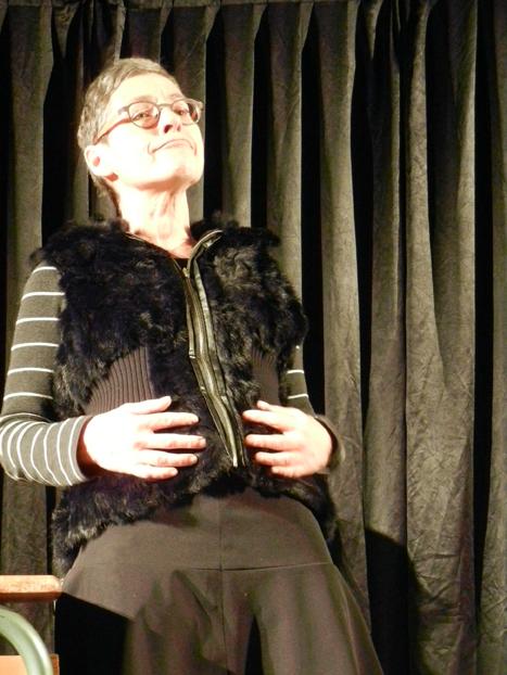 Le Loup_Lecture-spectacle_Le Turlupin